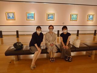 2020年8月26日13時40分西山美術館個展12.JPG