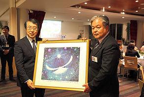 ユネスコ日本政府代表部門司大使寄贈.jpg